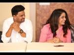 Dileep And Kavya Madhavan Photos First Public Appearance Post Marriage