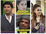 Sunil Grover Not Returning Tkss Sumona Stylish Makeover Shraddha Kapoor Sunil Half Girlfriend