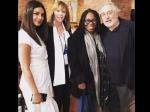Priyanka Chopra S Afternoon Date With Robert Deniro Whoopi Goldberg See Picture