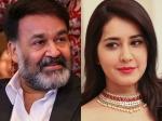 Rashi Khanna S Role In Mohanlal S Villain Revealed