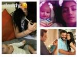 Shweta Tiwari Angels Palak Reyansh Face Timing With Father Abhinav Kohli Adorable Pics