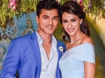 Siddhaanth Surryavanshi Gets Engaged To Model Alesia Raut Pics