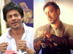 Shahrukh Khan Ajay Devgn Are At Loggerheads Again But This Time For Salman