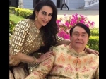 Will Karisma Kapoor S Father Allow Her For Second Marriage Read Randhir Kapoor S Reply