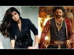 Katrina Kaif Spreading Fake News About Prabhas Saaho After Baahubali 2 Success