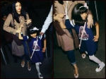 Aaradhya Bachchan Mimics Aishwarya Rai Bachchan Spotted At Airport While Leaving For Cannes Pictures
