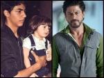 Abram Is Aryan Khan Son When This News Left Shahrukh Khan Gauri Khan Disturbed