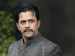 Sandalwood Celebrities Congratulate Arjun Sarja On His 150th Film Vismaya Nibunan