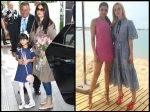 Cannes 2017 Aishwarya Rai Bachchan Arrives At The Do With Aaradhya Might Meet Deepika Padukone