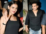 Arbaaz Khan Doesnt Care About Malaika Arora And Parties With Birthday Girl Sonal Chauhan