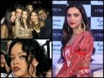 Deepika Padukone Praises Katrina Kaif Talks About Aishwarya Rai Bachchan Also Hits Back At Rihanna
