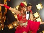 Divyanka Tripathi Perform Cabaret Divyanka Cry On Nach Baliye