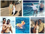Karan Patel Ankita Bhargava Greece Holiday Pictures Will Give You Major Vacation Goals