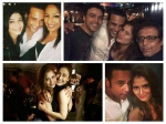 Krushna Abhishek Rang In His Birthday With Family And Friends Arti Ragini Ayaz Join The Gang