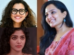 Manju Warrier Parvathy Rima Kallingal And Co With A Womens Union In Mollywood