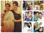 Divyanka Tripathi Hina Khan Namik Paul Tv Stars Super Cute Pics With Their Moms Mothers Day