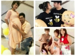 Karan Mehra Wife Nisha Rawal Baby Shower Was A Fun Filled Affair Pics