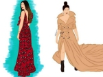 These Illustrations Of Deepika Padukone And Priyanka Chopra Are Nothing Short Of A Wonderful Dream