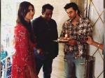 Ranbir Kapoor Katrina Kaif Spotted Together As They Celebrate Anurag Basu Birthday New Pictures