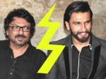 Ranveer Singh Angrily Leaves The Padmavati Sets After Having Argument With Sanjay Leela Bhansali