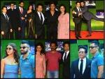 Sachin Premiere Pictures Aishwarya Rai Big B Shahrukh Khan Aamir Ranveer Anushka Virat In Attendance