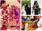 Shabbir Ahluwalia Brother Sameer Marries Naagin Actress Sharika Raina Fairytale Wedding Pics