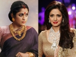 Reason Why Sridevi Said No Role Of Sivagami Baahubali Why Ramya Accepted It