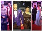 Star Parivaar Awards 2017 Divyanka Vivek Drashti Arjun Shivani Vikram Tv Actors Sizzle Red Carpet