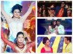 Star Parivaar Awards 2017 Shivangi Mohsin Nakuul Surbhi Divyanka Drashti Others Rock Dance Floor