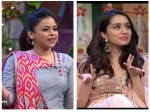 The Kapil Sharma Show Sumona Chakravarti Rubbishes Rumours Of Upsetting Shraddha Kapoor