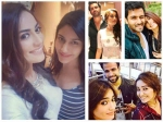 Surbhi Jyoti Celebrates Her Birthday Surbhi Chandna Shoaib Ibrahim Asha Rithvik Others Wish