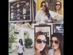 Twinkle Khanna Holidays In Paris