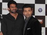 Prabhas Rejects Karan Johar S Bollywood Film