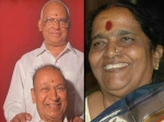 Varadappa Dr Rajkumar Parvathamma Rajkumar Died On Wednesday