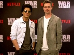 What Happened When Shahrukh Khan Brad Pitt Shared A Stage Together Inside Details Also See Pictures