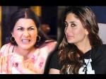 Amrita Singh Angry With Kareena Kapoor For Letting Sara Date Harshvardhan Kapoor