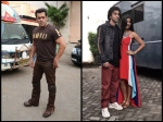Ranbir Kapoor Upsets Salman Khan By Ignoring Him In Front Of Katrina Kaif