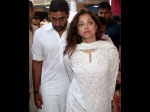 Abhishek Bachchan Is Afraid Scared Of Wife Aishwarya Rai Bachchan Is Unhappy