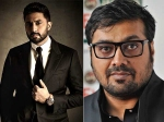 Abhishek Bachchan Making Anurag Kashyap Wait Gulab Jamun Old Fight