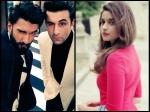 Listen Deepika Katrina Alia Bhatt Feels Ranveer Singh Is Not Normal But Ranbir Kapoor Is