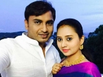 Amulya Celebrates One Month Wedding Anniversary By Planting Saplings