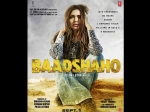 Baadshaho Poster Esha Gupta Looks Smoking Hot But Watch Out She Is A Badass Bombshell