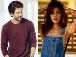 Rhea Chakraborty Reacts To Meeting Shahrukh Khan