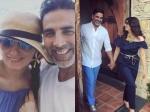 Akshay Kumar And Twinkle Khanna Holiday In France Saint Tropez