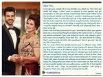 Divyanka Tripathi Bidaai Video Vivek Dahiya Expresses His Love For His Wife Through Love Letter