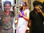 Dulquer Salmaan S Different Get Ups For Solo