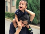 Genelia D Souza Little One Rahyl Turns One See Pictures