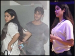 Jhanvi Kapoor Is Damn Upset With Paparazzi Snapped With Shahid Kapoor S Brother Ishaan Khattar Pics