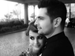 Karan Mehra Nisha Rawal Welcome Their Baby Boy Share An Adorable Picture
