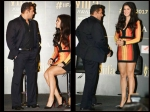 Katrina Kaif Flirts With Salman Khan Spotted At Iifa Press Meet Is She Faking It See Pictures